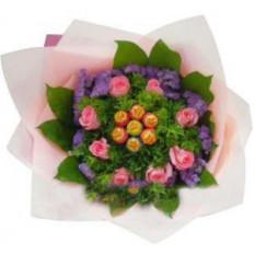 Bouquet de roses chupa