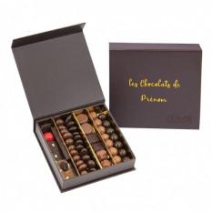 Boîte de chocolat à personnaliser (300G)