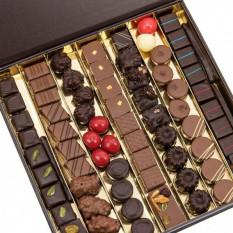 Boîte de chocolats 750G