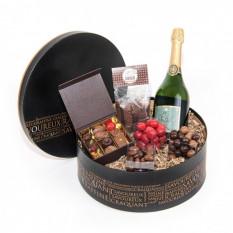 Sin chocolat et champagne