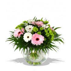 """Bouquet de fleurs """"Pour la plupart, le plus ..."""""""