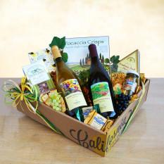 Panier-cadeau du meilleur vin de Californie