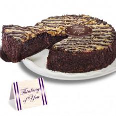 """Gâteau au chocolat allemand """"juste parce que"""""""