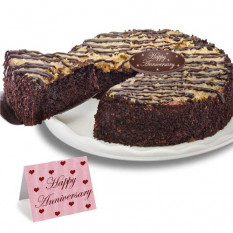 "Gâteau ""Anniversaire"" au chocolat allemand"
