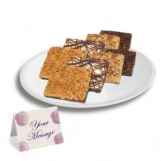 Assortiment d'échantillons de Brownie Gourmet