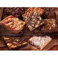 Assortiment de Brownie Gourmet varié