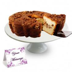Gâteau au café viennois - Cannelle et noix
