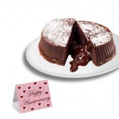 """Gâteaux """"Anniversaire"""" à la truffe au chocolat"""