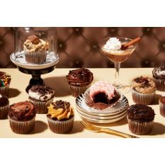Mini Cupcakes pour les amateurs de chocolat-2