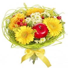 Bouquet - Fraîcheur ensoleillée