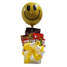 Kidaliscious W / ballon de sourire