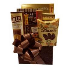 Trésors de chocolat