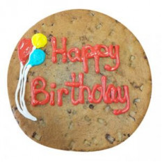 Giant Cookie-Birthday