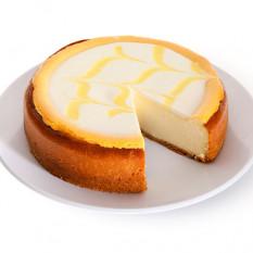 Gâteau au fromage à la lime - 6 pouces