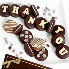Merci biscuits Oreo
