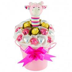 Sweet N Sweet Girl - Panier à chocolat