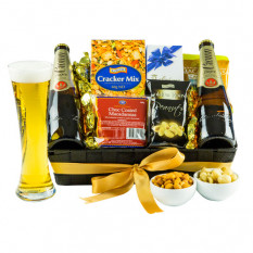 Best Brew - Panier à bières Gourmet