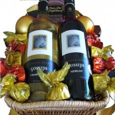 Sips Splendid - Panier à vin