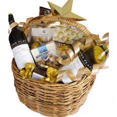 Pure Classic - Panier-cadeau Gourmet