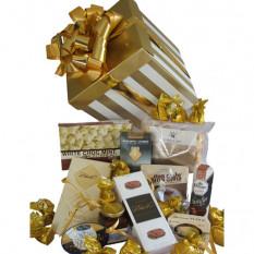 Collection Gourmet - Panier à cadeaux