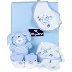 Honey Bunny Boy - Panier à bébé
