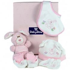 Pink Honey Bunny - Panier à langer